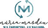 Núria Masdeu Logo