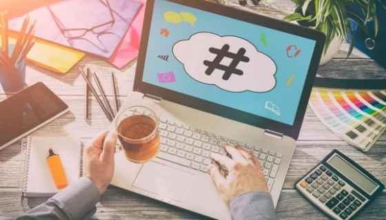 hashtags en la bio de Instagram