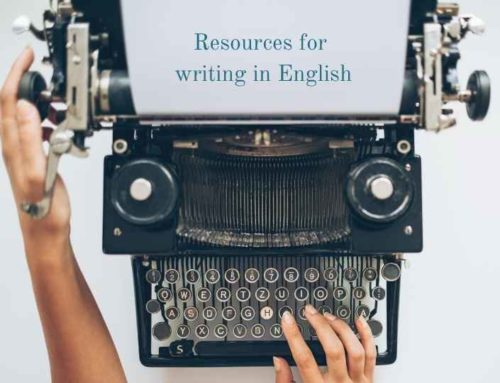 5 Tips for Writing in English as a Second-Language Learner