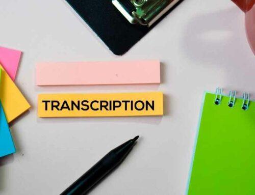Todo sobre transcripción: cómo convertir audio a texto