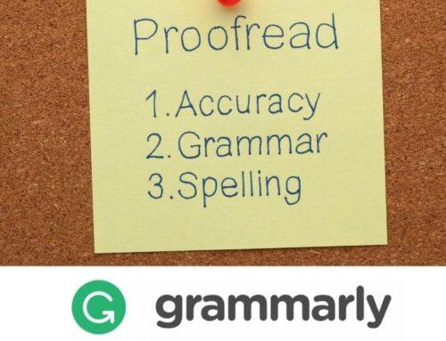 Grammarly: tu corrector de inglés inmediato, claro y sin errores