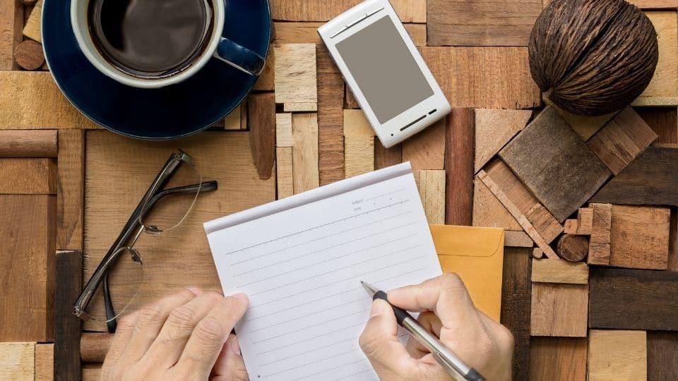 como hacer una carta de presentación