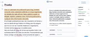 El mejor corrector en castellano Lorca Editor
