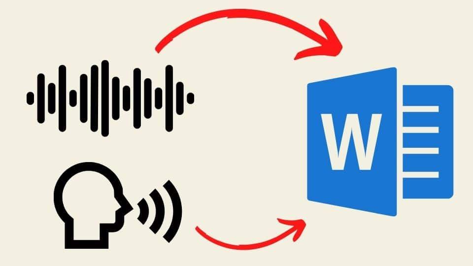 Cómo pasar un audio o voz a texto word